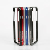 Hot products metal aluminum back cover case for Samsung galaxy s6