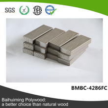 New America style 15mm pvc polywood board for export BMBC-4286FC