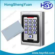 Wiegand26 smart card standalone door access control
