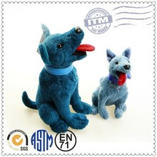 Children gifts hot sale cute plush wolf dog toys
