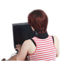 5V USB far infrared ray electric heating air pump neck brace
