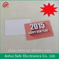 de impresión de tinta 2015 la nueva función de inyección de tinta para imprimir la tarjeta de pvc