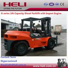 Heli Brand Diesel Forklift