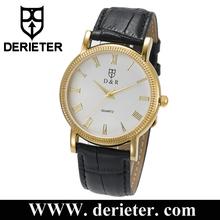 HOT Sale Genuine Leather Quartz Wrist Watch