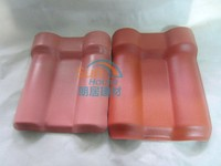 portuguese clay red synthetic resin roof tile
