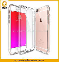 Ultra Thin Soft TPU Skin Case For IPhone 6S ,Cover Transparent Case For IPhone 6S