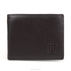 Classice bifold Rfid Blocking Wallet For Credit Card And Passport Nappa Leather Offer Oem Logo with petty competitive price