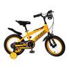 "Aluminum alloy 12"" 16"" 20' baby boy kids bicycle / mini bmx children sport bike / single speed yellow baby bike"