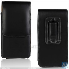 Pull Tab Vertical Belt Clip pouch cover Holster leather case for samsung galaxy S6 edge