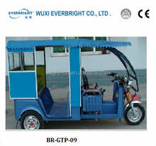 three wheel motorcycle for passenger in china