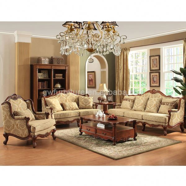 Classic italian antique living room furniture buy for Classic living room furniture