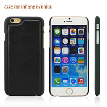 New Arrival wholesale leather case for iPhone 6 genuine leather case for iphone