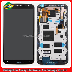 Test one by one original display for moto x 1 x2 xt1096 xt1097 lcd