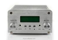 6W/1W switchable FM radio station broadcast transmitter