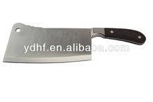 K887 stainless steel chopping knife,kitchen bone knife