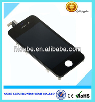 OEM replacement LCD Touch Screen And Digitizer Assembly For iPhone4s