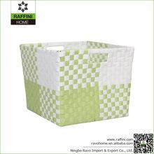 Custom Size Spacing Saving PP Plastic Storage Box