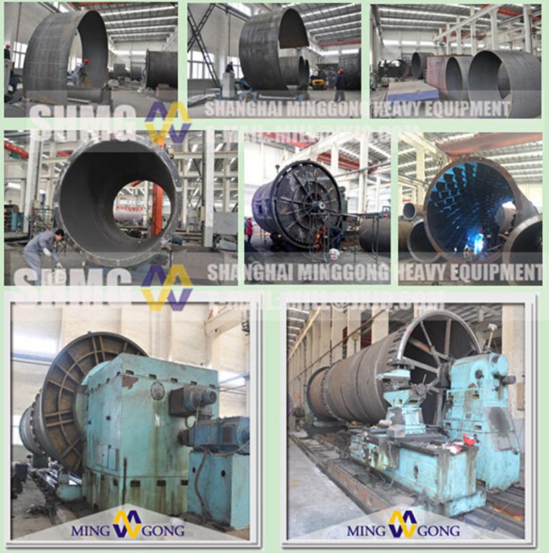Cement Plant Construction Projectcement Manufacturing Process Flow