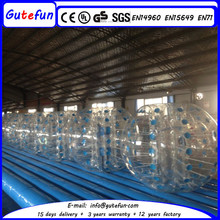 no.1 chinese manufacturer widely popular sports theme inflatable bumper bubble ball
