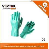 Creditable partner fashion design latex gloves with CE certificate