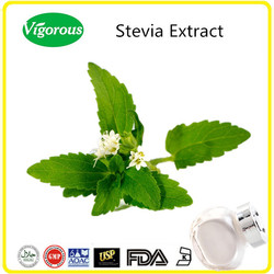 Free sample Stevioside90%,RA60%-98% bulk pure stevia extract/stevia powder price