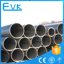 manufacturer of carbon ERW black welded steel pipe