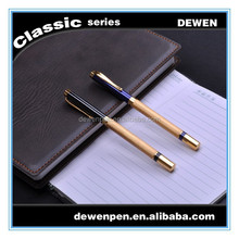 Environmental fashion design metal rollerball pen
