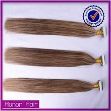 Exclusive! Top grade alibaba express unprocessed virgin tape blonde kinky curly hair weave