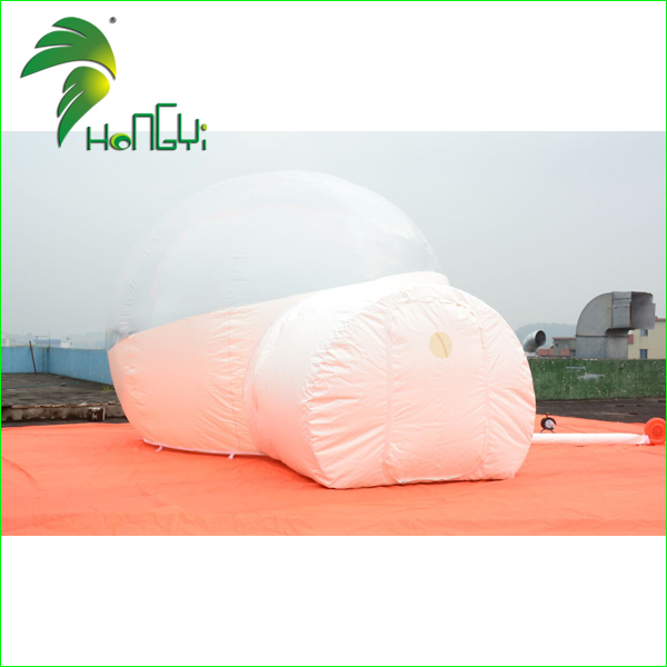 inflatable clear bubble tent (6)