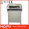 HOPU paper cutter sheeter machine program paper cutter machine