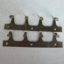 Anti-brass Wall Mounted Metal Hanging Rack Hooks For Wholesale