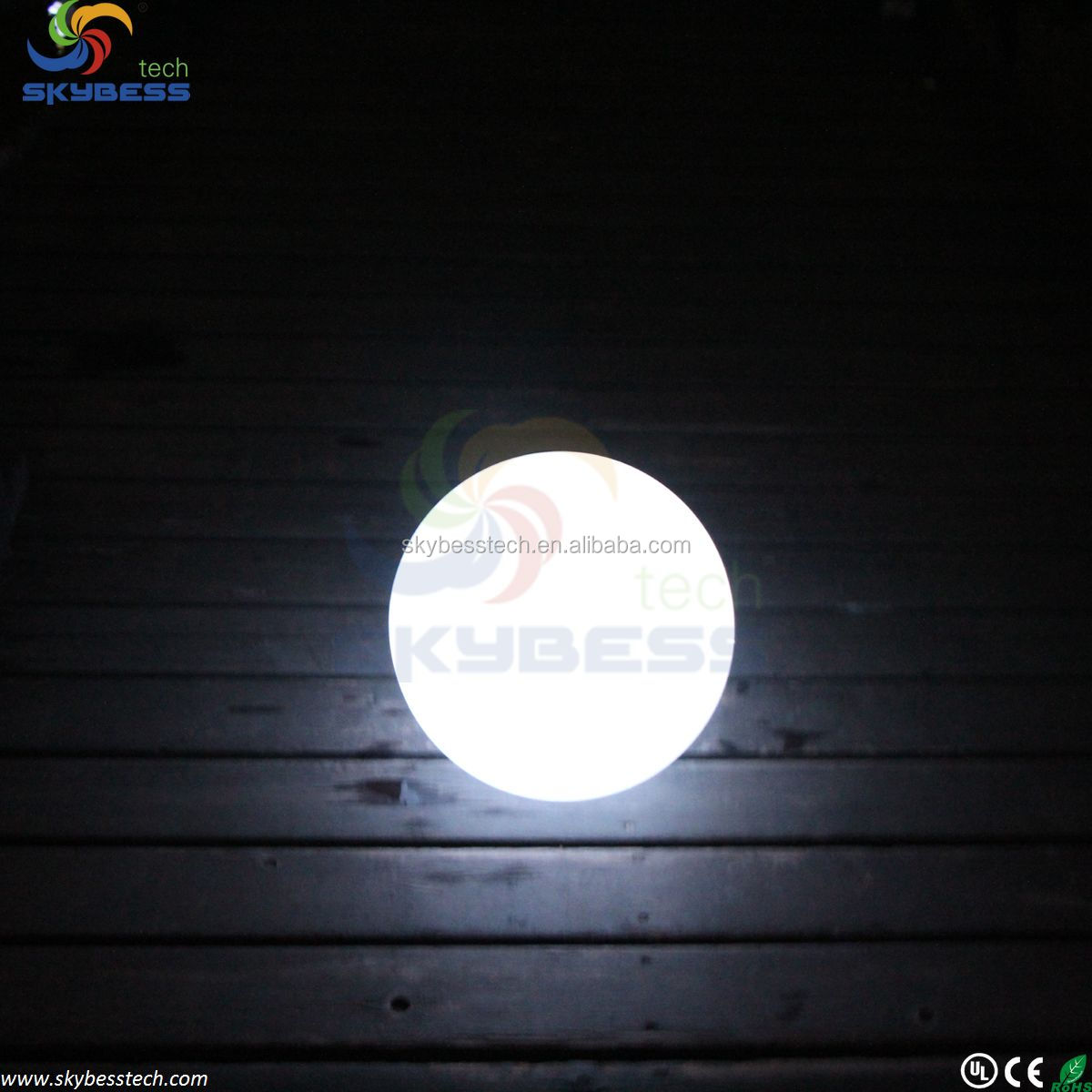 sphere led orbs with remote control buy led orbs led sphere led ball