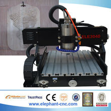 hot sale!!! mini cnc 3040 router for wood / pcb/mdf/pvc with CE