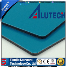 Internal and External PVDF Coating ACM Plate with Absolutely Flat Surface