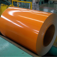 directly sale by china manufacture zinc colour coated steel coil