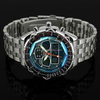 Brand New wrist quartz men's watch sport watch WM007-ESS