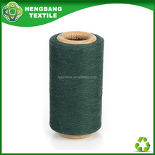 HB782 Wholesale good open end viscose textile yarn recycled quality manufacturing process from china