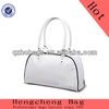 High Quality And Fashionable style high quality pu leather tote bag