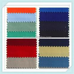 TC Twill 65/35 FABRIC 21*21 108*58 for garment