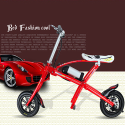 solid quality electric folding motorcycle folding electric scooter light weight