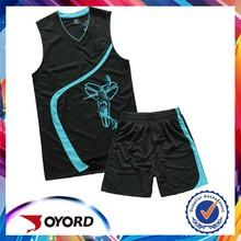 colorful plus size anti-pilling basketball uniforms