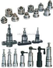 Plunger barrel assembly and Delivery valve