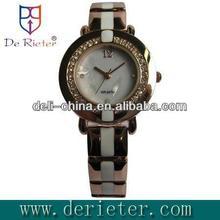 2013 attractive usb pen drive Quartz movement alloy shell alloy belt Quartz watch