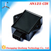 Cheap Motorcycle Parts AN125 Parts CDI Unit For Suzuki