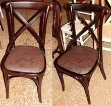 factory Cross Back Chair