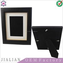 fake Leather Frame Material Digital leather Photo Frame holder
