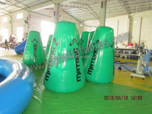 Inflatable buoy float inflatable life buoy for sale