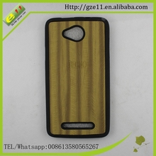 New Design tpu leather owl phone case for Tecno Y3