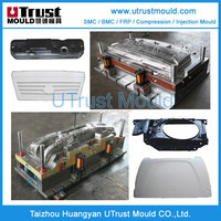 High quality Customized plastic auto injection moulds in Taizhou