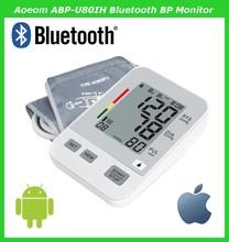 Smart Bluetooth Upper Arm Blood Pressure Monitor Best Sphygmomanometer Manufacturer Shenzhen
